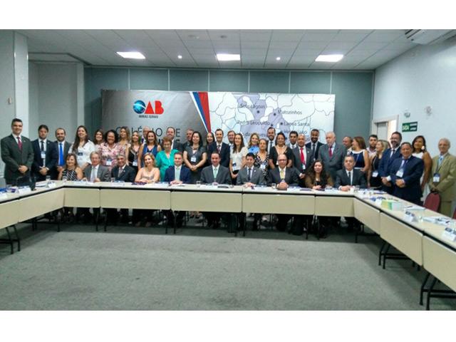 COLÉGIO DE DIRIGENTES DA OAB DA REGIÃO METROPOLITANA