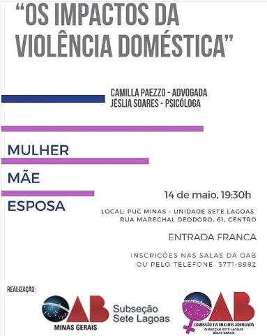 OS IMPACTOS DA VIOLÊNCIA DOMÉSTICA