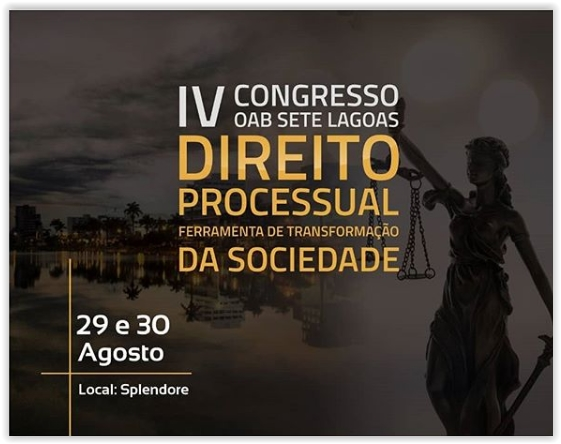 IV CONGRESSO DE DIREITO PROCESSUAL
